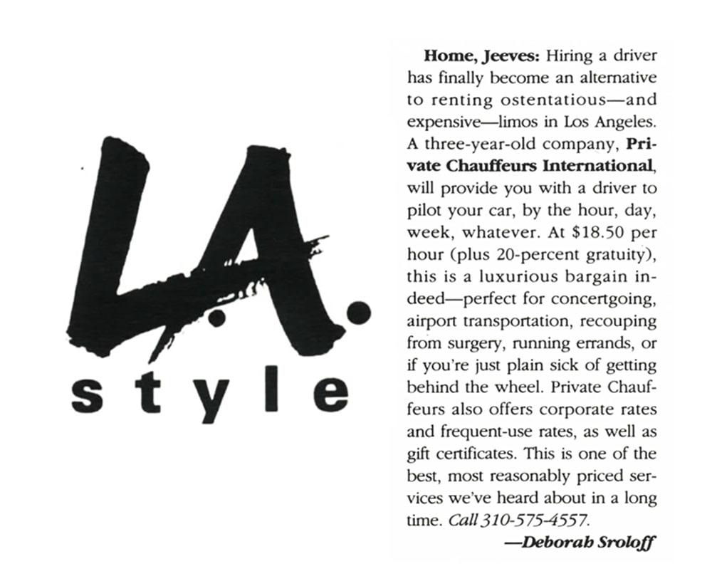 LA Style | Los Angeles Style