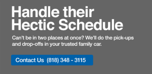 Handle their Hectic Schedule | The Private Chauffeur