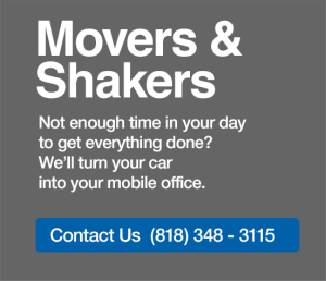 Movers and Shakers | The Private Chauffeur